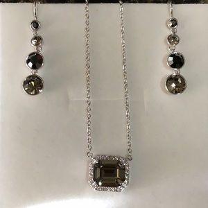 Believe by Brilliance Necklace & Earrings